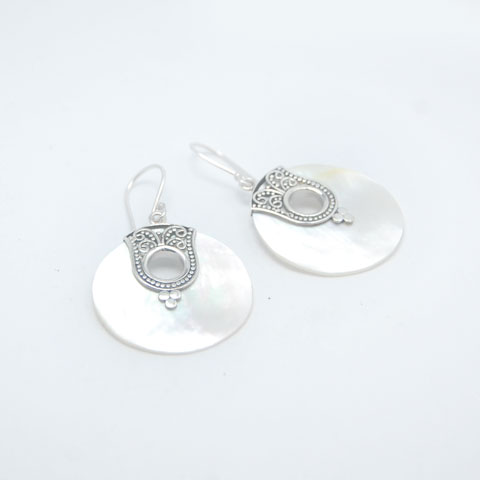 cowrie shell earring wholesale