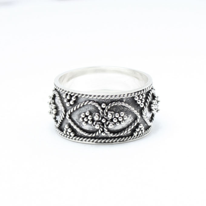 silver ring cheap price online suplier